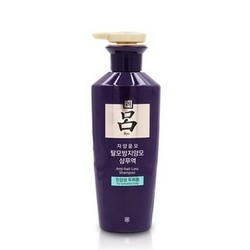 Ryo 吕 紫吕 滋养韧发密集强韧洗发水 400ml *3件