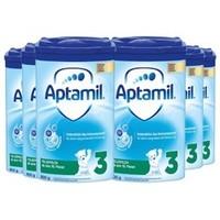 Aptamil 爱他美 婴幼儿奶粉 3段 新版 800g*6罐