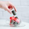 三顿半/超即溶精品速溶黑咖啡拿铁美式冻干咖啡粉桶装 64颗*2克