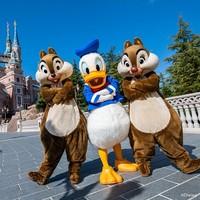 上海迪士尼三人行套票