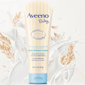 Aveeno 艾维诺 婴儿燕麦保湿润肤乳 227g