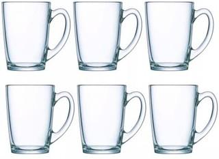 Luminarc 乐美雅 G2370 钢化玻璃 把杯(320ml*6只装)