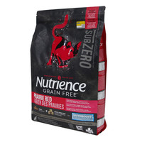 Nutrience 纽翠斯 红肉混合冻干全猫粮 11磅