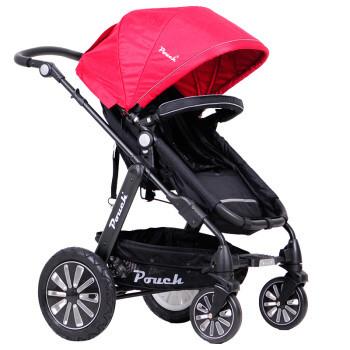 Pouch 帛琦 P680 高景观婴儿推车