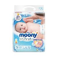 moony 尤妮佳 畅透系列 通用纸尿裤 S84片 *6件