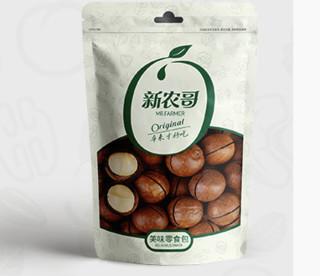 xinnongge 新农哥 夏威夷果 奶香味 168g*2袋