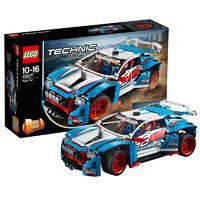 LEGO 乐高 机械组系列 42077 拉力赛车