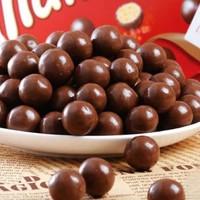 Maltesers麦提莎麦丽素夹心巧克力球桶装465g*3罐