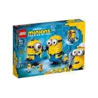 LEGO 乐高 小黄人系列 75551 玩变小黄人