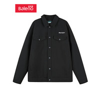 Baleno 班尼路 89037507 工装风夹棉外套