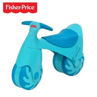 费雪木马车婴儿多功能滑行车玩具宝宝儿童平衡车滑步车费雪踏行车 蓝色