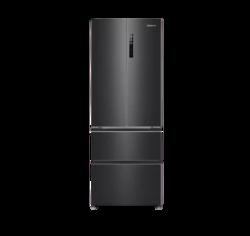 Casarte 卡萨帝 黑钛系列 BCD-459WDSTU1 变频四门冰箱 459L 黑色