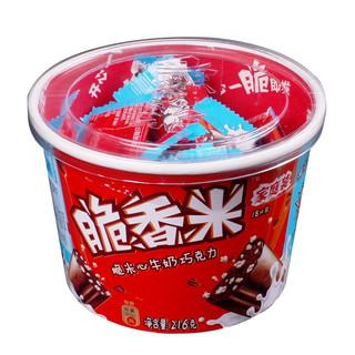 脆香米 牛奶巧克力 216g