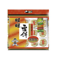 Want Want 旺旺 家庭包 雪饼 400g*2包