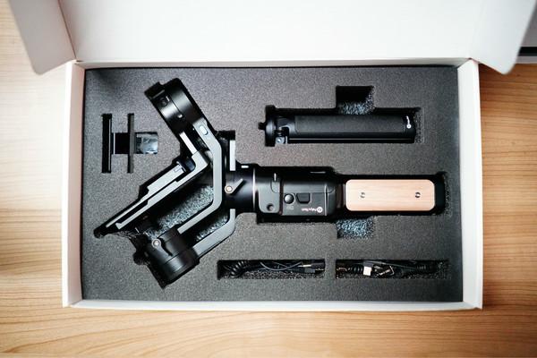 FeiyuTech 飞宇 AK2000C 相机手持稳定器 提壶手柄套装