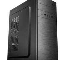 戰旗Intel G5905/G5420/G6400電商客服辦公家用電腦主機DIY組裝機