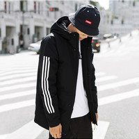 adidas阿迪达斯2020新款男子棉服保暖棉衣休闲运动服CY8624