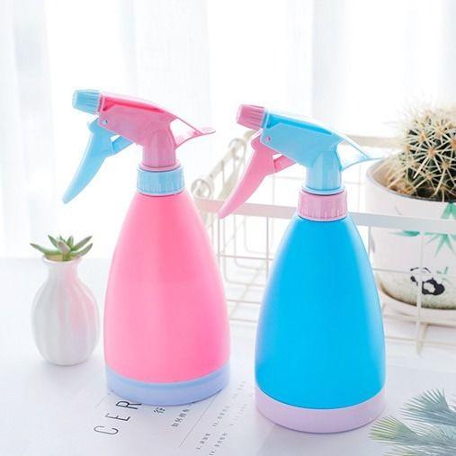 浇花喷壶园艺家用洒水壶小喷水壶喷雾器手压力花卉浇水喷雾瓶喷瓶