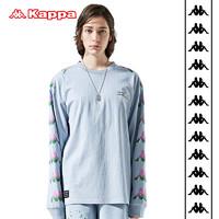 Kappa卡帕BANDA 男串标运动卫衣休闲圆领长袖外套|KPAQWTC30M