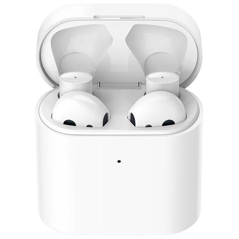 小米Air2S真无线蓝牙耳机半入耳降噪双耳运动跑步开车苹果Air2