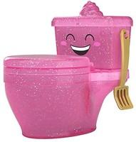 Mattel Pooparoos 惊喜玩偶 带玩具马桶