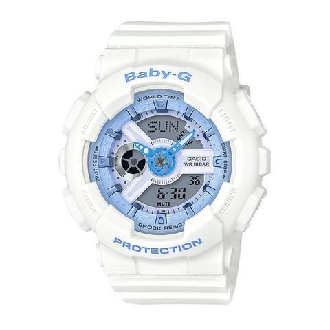 百亿补贴:CASIO 卡西欧 BABY-G系列 BA-110BE-7APR 女款运动腕表