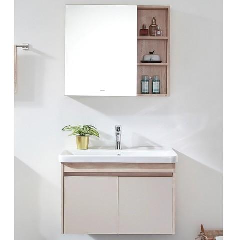 ARROW 箭牌 AEC6G3206-X7 免漆浴室柜米色 60cm