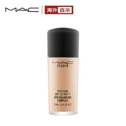 MAC 魅可 定制无瑕粉底液SPF15 30ml # NC15