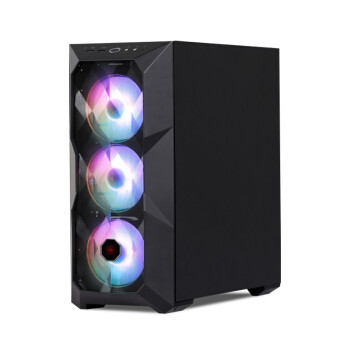 Lenovo 联想异能者 吃鸡游戏台式水冷电脑主机(AMD三代锐龙R7-3700X 16G 512G SSD RTX2060Super)