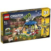 LEGO 乐高 Creator 创意百变系列 31095 游乐场旋转木马 *2件