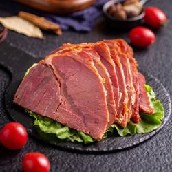 豆乐奇 五香熟牛肉 200g*4袋