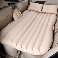 车载充气床轿车SUV后排床垫气垫床后座旅行床汽车用品汽车床睡垫 *2件