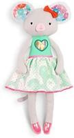 B. Toys Tippy Toes Melody Mouse 柔软可爱毛绒鼠玩偶 18 个月以上
