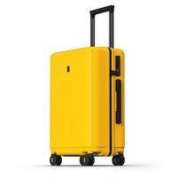 地平线8号旅行箱万向轮箱子拉杆箱女ins网红新款潮行李箱小型20寸
