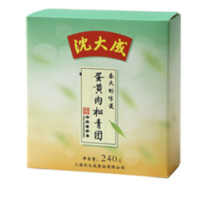 沈大成 蛋黄肉松青团 240g