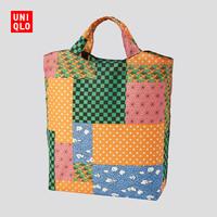 Uniqlo 优衣库 437040 MANGA 便携式拎包(鬼灭之刃系列)