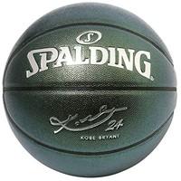 Spalding 斯伯丁 科比纪念版 Kobe 24K 曼巴限量版篮球 7号球 珠光绿