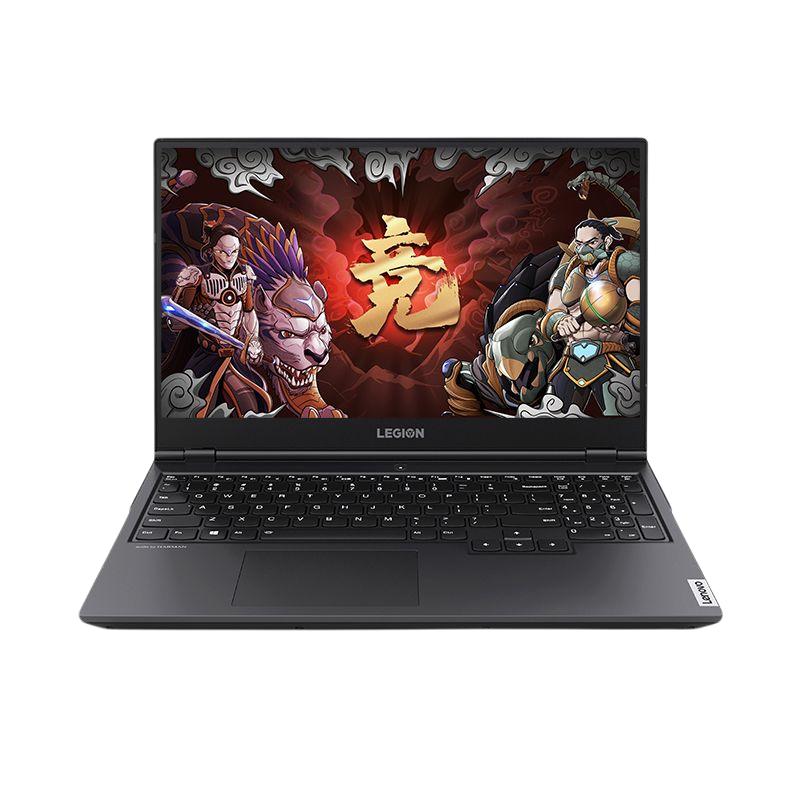Lenovo 联想 拯救者系列 R7000P 2020款 15.6英寸 笔记本电脑 锐龙R7-4800H 16GB 512GB SSD RTX 2060 6G 100%sRGB 144Hz 钛晶灰