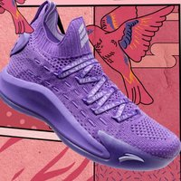 ANTA 安踏 百雀羚联名款 KT5-low 女子篮球鞋