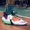 百亿补贴:耐克 JORDAN REACT PF东契奇AJ同款缓震实战男子篮球鞋CK6617-101(可用券)