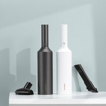 顺造 小米众筹品牌吸尘器无线随手吸尘器车用手持大吸力宠物吸尘家庭版 Z1Pro-H *2件