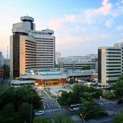 近天安门!北京首都宾馆 高级客房2晚