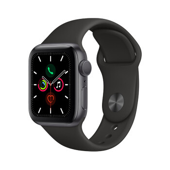 Apple 苹果 Watch Series 5 智能手表 40mm GPS