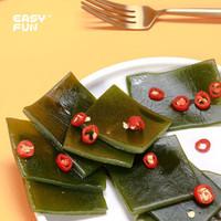薄荷健康 Easy Fun 海带片(酸辣味)200g/袋 *3件