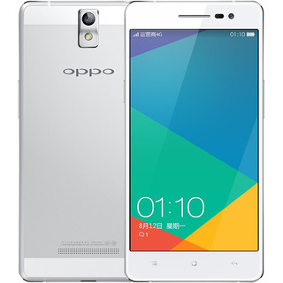 OPPO R3 4G手机 1GB+8GB 银色
