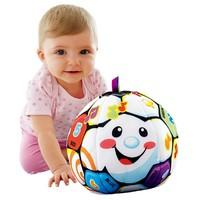 Fisher Price 费雪进口智玩音乐足球 益智早教玩具