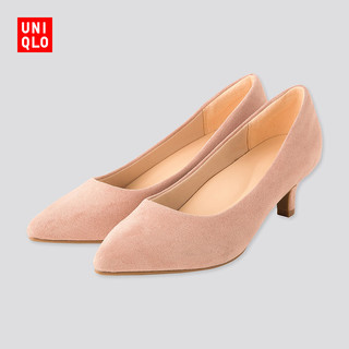 UNIQLO 优衣库 422355 女士高跟鞋