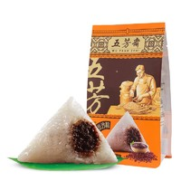 WU FANG ZHAI 五芳斋 润香豆沙粽 140g*2袋