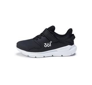361° 小童休闲运动鞋 碳黑色 27