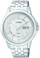 Citizen 西铁城 32001463 男式手表 模拟石英不锈钢